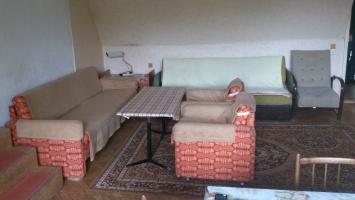 Posezení v samostatném apartmánu