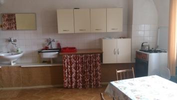 Kuchyně součástí samostatného apartmánu