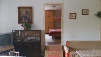 Vchod do samostatné ložnice v apartmánu